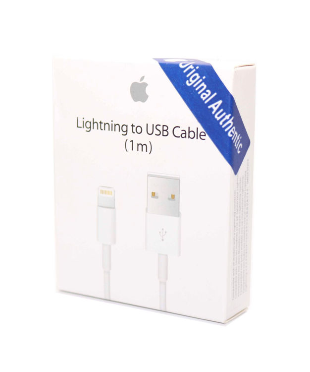 Cable de conector Lightning a USB (1 m) Sello Azul